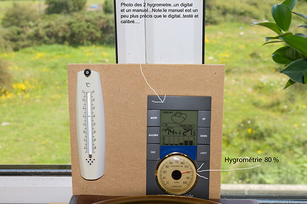 Hygrometre.website. 2